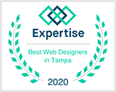 Expertise 2020. Best Web Designers in Tampa
