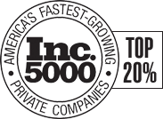 Inc. 5000 - Top 20%
