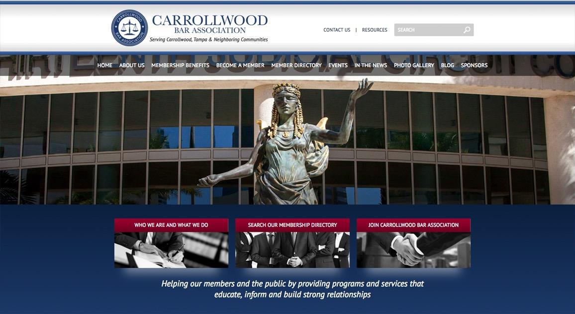 Carrollwood Bar Association