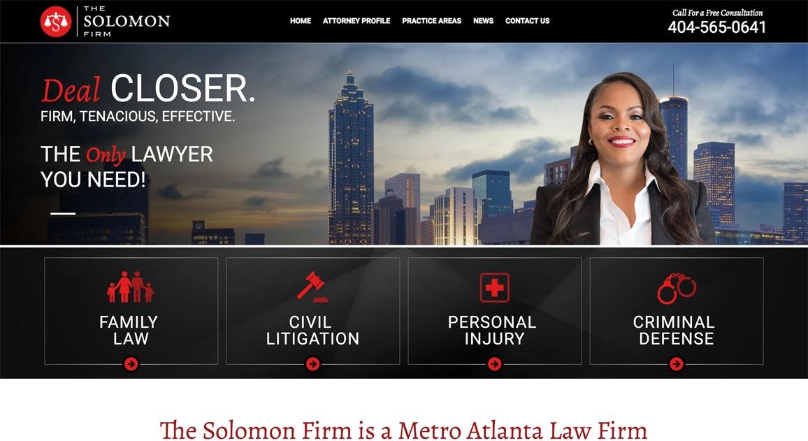 The Solomon Firm LLC